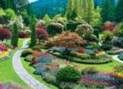 Eurographics Butchart Gardens Sunken Garden Jigsaw Puzzle