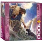 The Rescue by Nathan Greene (Small Box) - 1000pc Jigsaw Puzzle by Eurographics