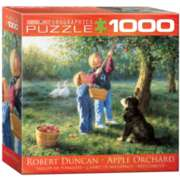Eurographics Apple Orchard by Robert Duncan (Small Box) Jigsaw Puzzle