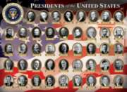Eurographics US Presidents Jigsaw Puzzle
