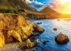 Sunset on the Pacific - 1000pc Jigsaw Puzzle by Eurographics