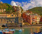 Cinque Terre: Vernazza - 1000pc Jigsaw Puzzle by Springbok