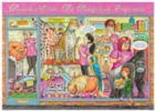 The Pet Parlour - 1000pc Jigsaw Puzzle by Ravensburger