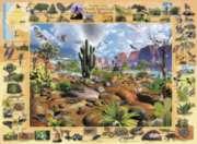Ravensburger Desert Life Jigsaw Puzzle