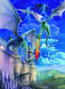 Ravensburger Breathing Fire Jigsaw Puzzle
