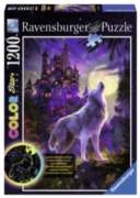 Ravensburger Moon Wolf Jigsaw Puzzle