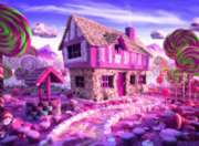 Ravensburger Candy Cottage Jigsaw Puzzle