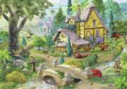 Ravensburger Path to West Arbor Jigsaw Puzzle