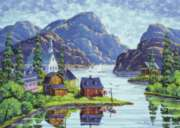 Ravensburger The Saguenay Fjord Jigsaw Puzzle