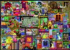 The Craft Cupboard - 1000pc Jigsaw Puzzle by Ravensburger