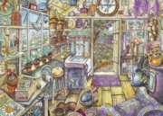 Ravensburger Cozy Potting Shed Large Format Jigsaw Puzzle