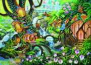 Ravensburger Faerie Glen Garden Jigsaw Puzzle
