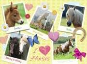 Ravensburger Favorite Horses Jigsaw Puzzle