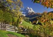 Ravensburger Mountains in Autumn Jigsaw Puzzle