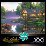 Buffalo Games Cabin Fever by Norlien Jigsaw Puzzle