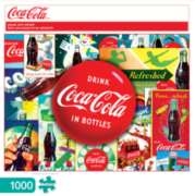 Buffalo Games Coca-Cola: Pause and Refresh Jigsaw Puzzle