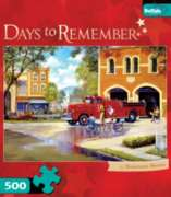 Buffalo Games Hometown Heroes - Days to Remember Jigsaw Puzzle