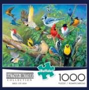 Buffalo Games Bird's Eye View by Hautman Jigsaw Puzzle