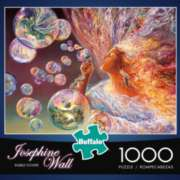 Buffalo Games Bubble Flower by Josephine Wall Jigsaw Puzzle