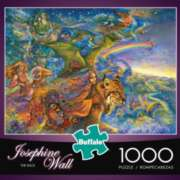 Buffalo Games The Race by Josephine Wall Jigsaw Puzzle