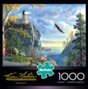 Buffalo Games Guiding Light by Kim Norlien Jigsaw Puzzle