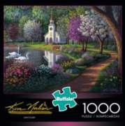 Buffalo Games Sanctuary by Kim Norlien Jigsaw Puzzle