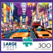 Buffalo Games NYC Times Square Jigsaw Puzzle