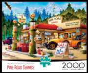 Buffalo Games Pine Road Service Jigsaw Puzzle