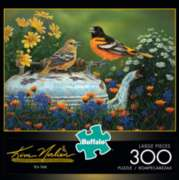 Buffalo Games Tea Time by Kim Norlien Jigsaw Puzzle