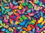 Buffalo Games Butterflies Vivid Collection Jigsaw Puzzle