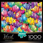 Vivid: Clown School - 1000pc Jigsaw Puzzle by Buffalo Games