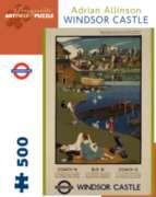 Pomegranate Allinson: Windsor Castle 500-piece Jigsaw Puzzle