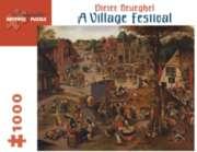 Pomegranate Brueghel: Village Festival 1000-piece Jigsaw Puzzle