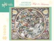 Pomegranate Cellarius: Map of Heavens 1000-piece Jigsaw Puzzle