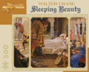 Pomegranate Crane: Sleeping Beauty 500-piece Jigsaw Puzzle
