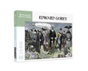 Pomegranate Edward Gorey 1000-piece Jigsaw Puzzle