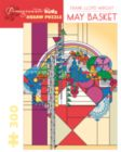 Flwright: May Basket - 300pc Jigsaw Puzzle by Pomegranate