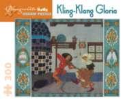 Pomegranate Kling Klang Gloria 300-piece Jigsaw Puzzle