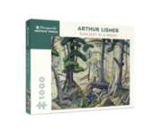 Pomegranate Lismer: Sunlight in a Wood 1000-piece Jigsaw Puzzle