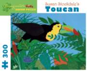 Pomegranate Stockdale: Toucan 300-piece Jigsaw Puzzle
