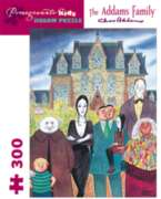 Pomegranate The Addams Family 300-piece Jigsaw Puzzle