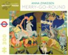 Zinkeisen: Merry-Go-Round - 300pc Jigsaw Puzzle by Pomegranate