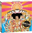 """Jimi Hendrix """"Axis: Bold as Love"""" - 300pc Double Sided Jigsaw Puzzle by Rediscover"""