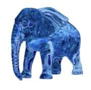 BePuzzled Elephant 3D Crystal Puzzle
