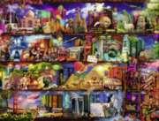 Ravensburger World of Books Jigsaw Puzzle
