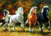 Ravensburger Galloping Horses Jigsaw Puzzle
