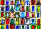 Doors of the World - 1000pc Jigsaw Puzzle by Ravensburger