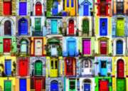 Ravensburger Doors of the World Jigsaw Puzzle