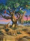 African Wildlife - 1000 pc Jigsaw Puzzle by Clementoni