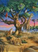 Clementoni African Wildlife Jigsaw Puzzle